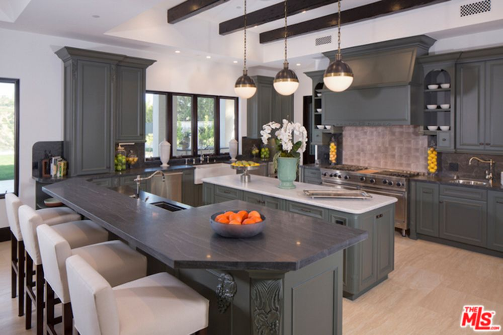 Kitchen Designer Los Angeles Glamorous Kathy Griffin House Purchase In Los Angeles Ca  Celebrity Decorating Design
