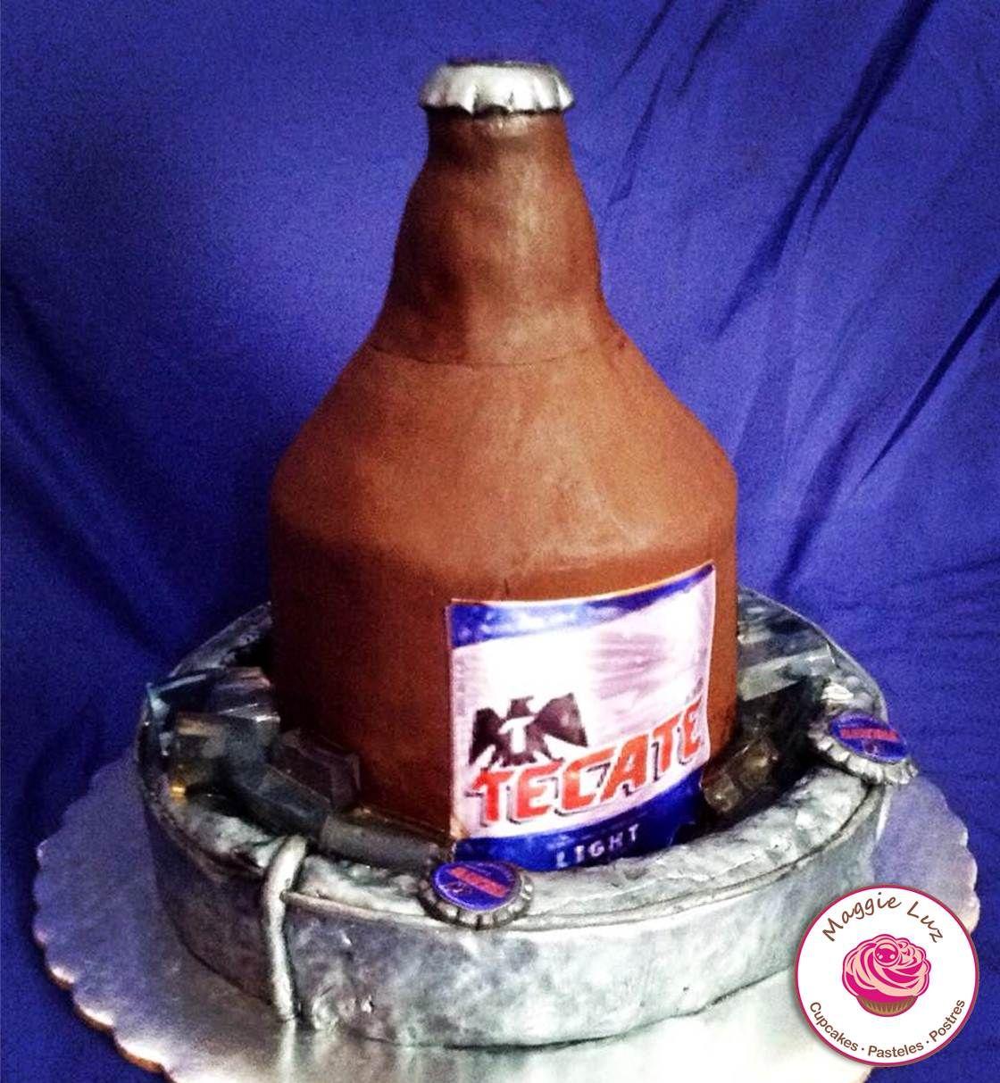 Caguama cake