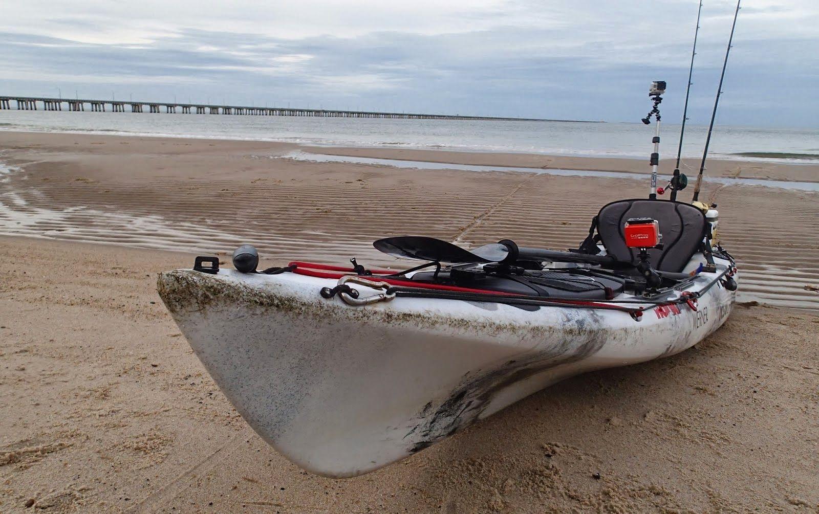 Angling addict ocean kayak trident 13 review fishing for Ocean kayak fishing