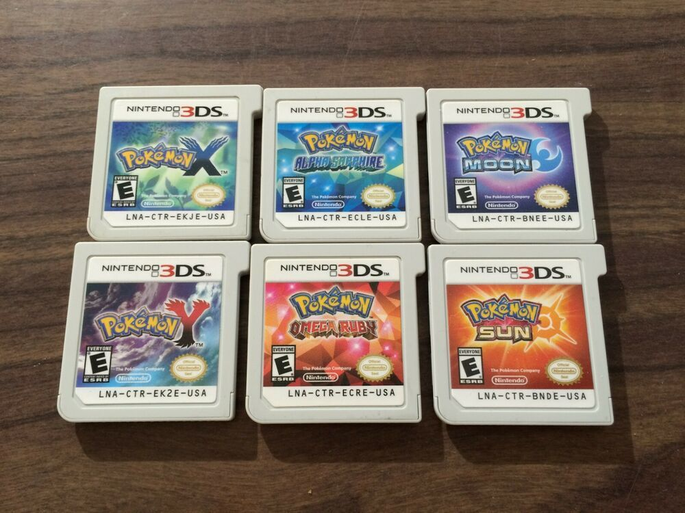 How To Get Pokemon Omega Ruby Free On 3ds