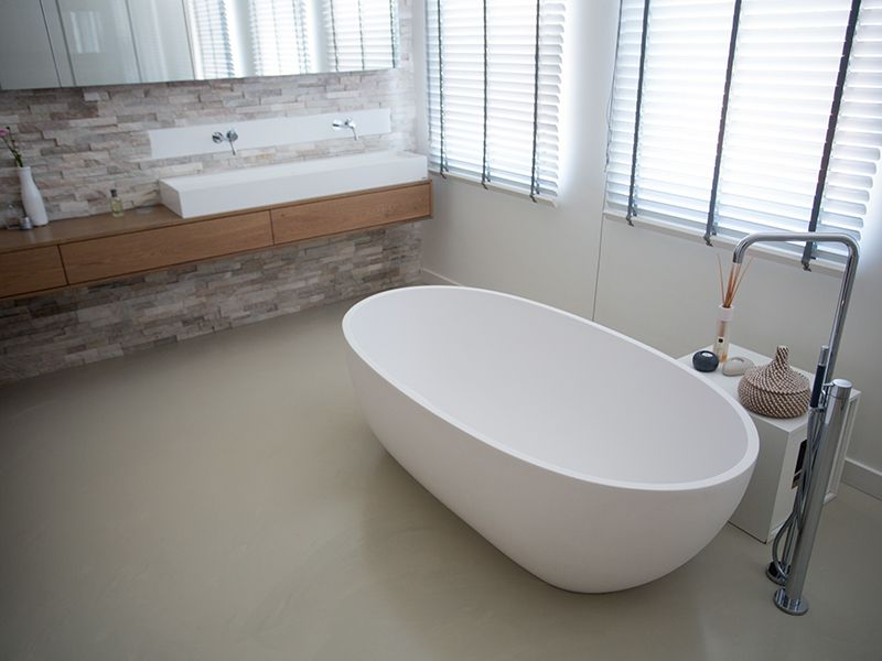 De Eerste kamer Badkamers | Inspiration bathroom | Pinterest