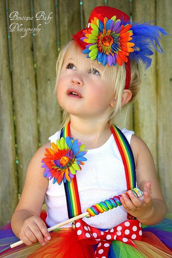 Custom boutique clown carnival tutu by PDABK1012 on Etsy