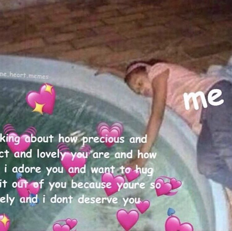 Pin By Kayluh On Wholesome Memes I Love My Friends Love Memes Cute Memes