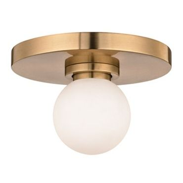 Taft wall ceiling light hudson valley lighting at lightology