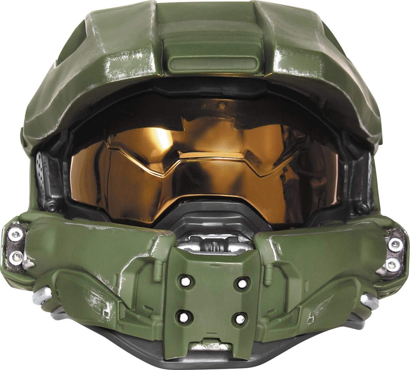 Halo Master Chief Adult Light Up Deluxe Helmet Halo Master