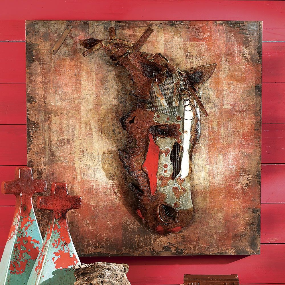 Leather wall tapestry images how to hang tapestries pinterest