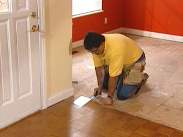 Removing carpet and replacing with tile | turning a house into a ...