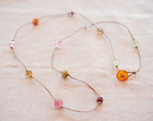 Long and Lean DIY Necklaces | AllFreeJewelryMaking.com