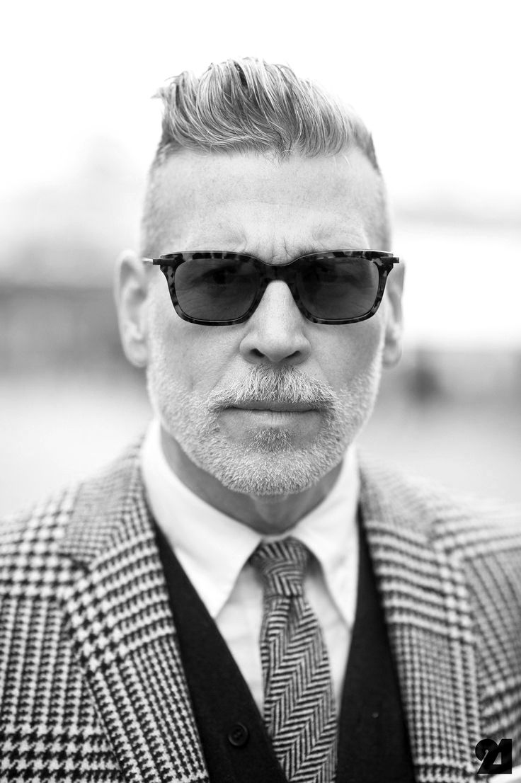 f2d37d292a8 Nick Wooster in Moscot Lemtosh Flesh Jers Style