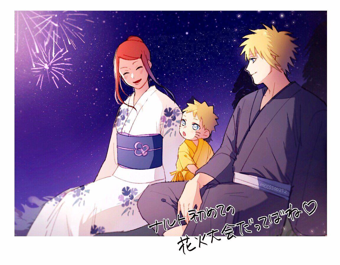 1 Tvitter Uzumaki Family Naruto Anime Naruto