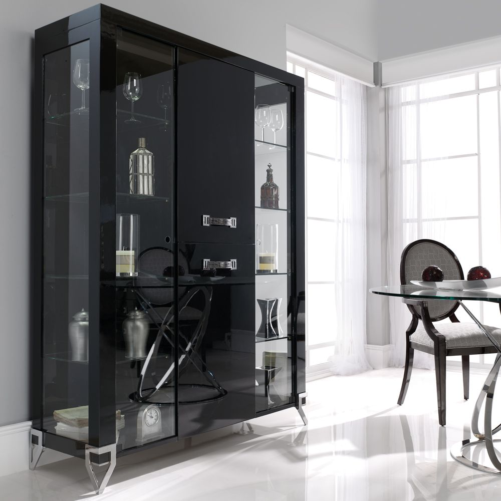London Collection Contemporary Display Cabinet in 2019 ...
