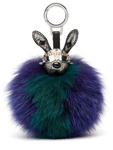 d3e3b0337ba3a MCM Mcm Rabbit Charm. #mcm #mcm-rabbit-charm | MCM in 2019 | Mcm ...