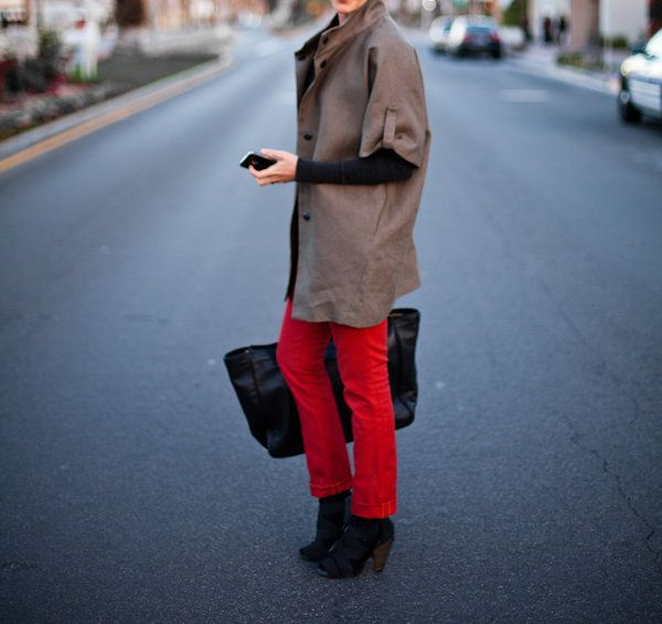 again, the perfect slouchy jacket.