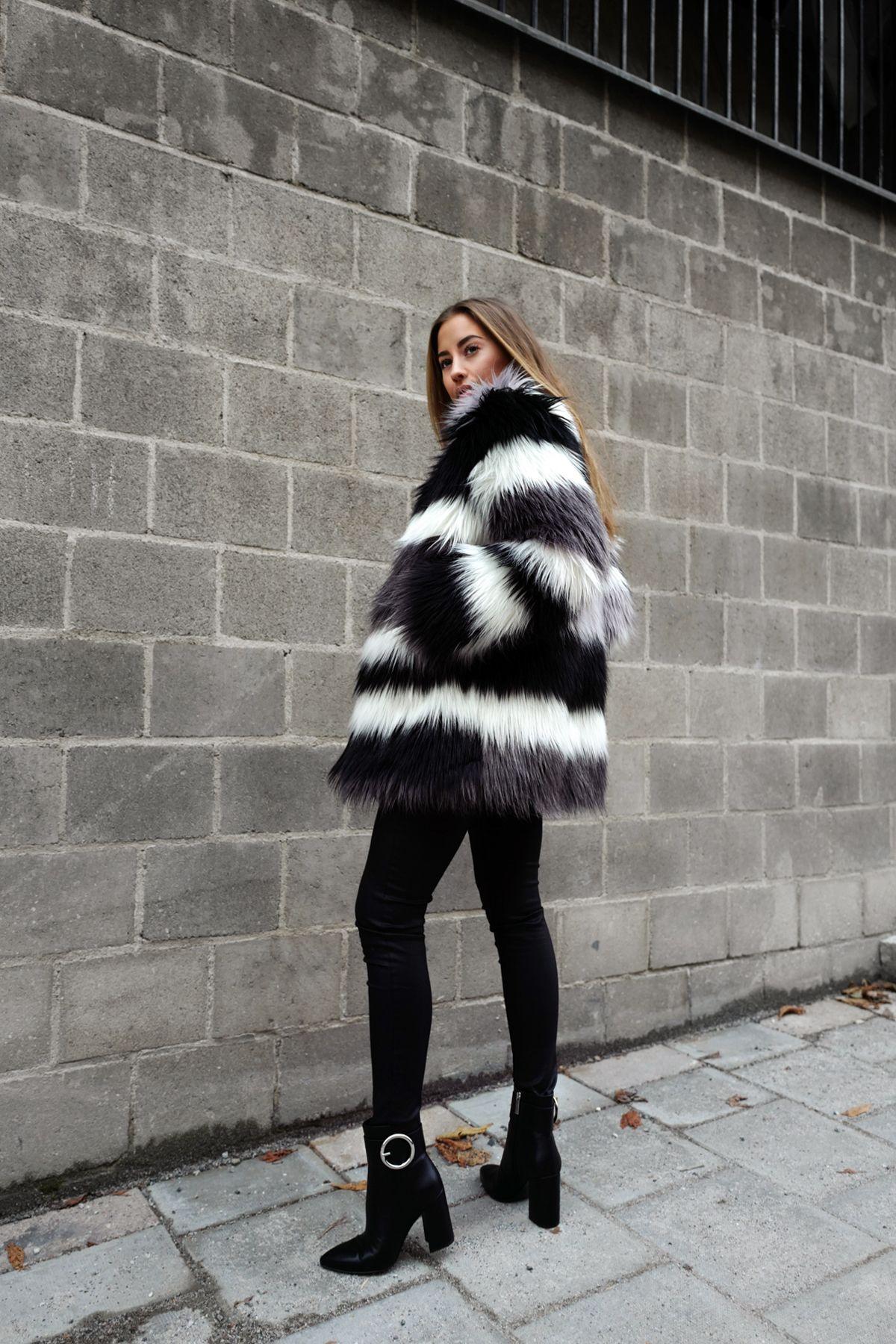 f1ca346b5128 FURRY FURRYKenzas Fashion Blogger Style