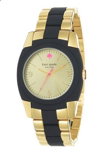kate spade new york 'skyline' bracelet watch (Nordstrom Exclusive) available at   i think i need this :)