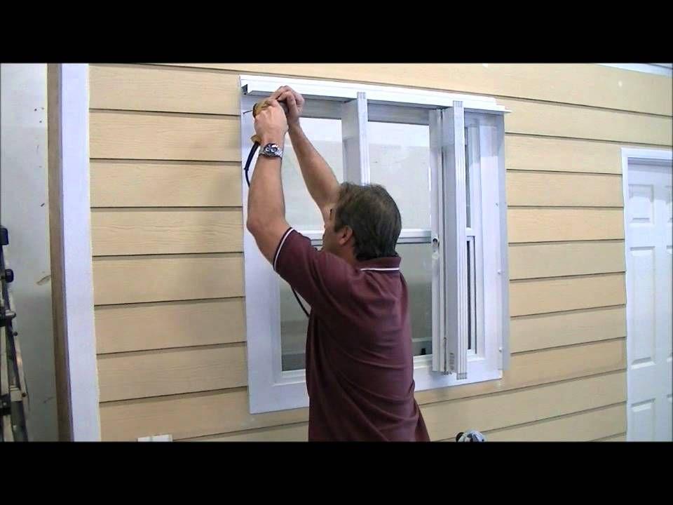 Accordion Hurricane Shutter Installation Video Wmv Accordion Hurricane Shutters Hurricane Shutters Shutter Installation