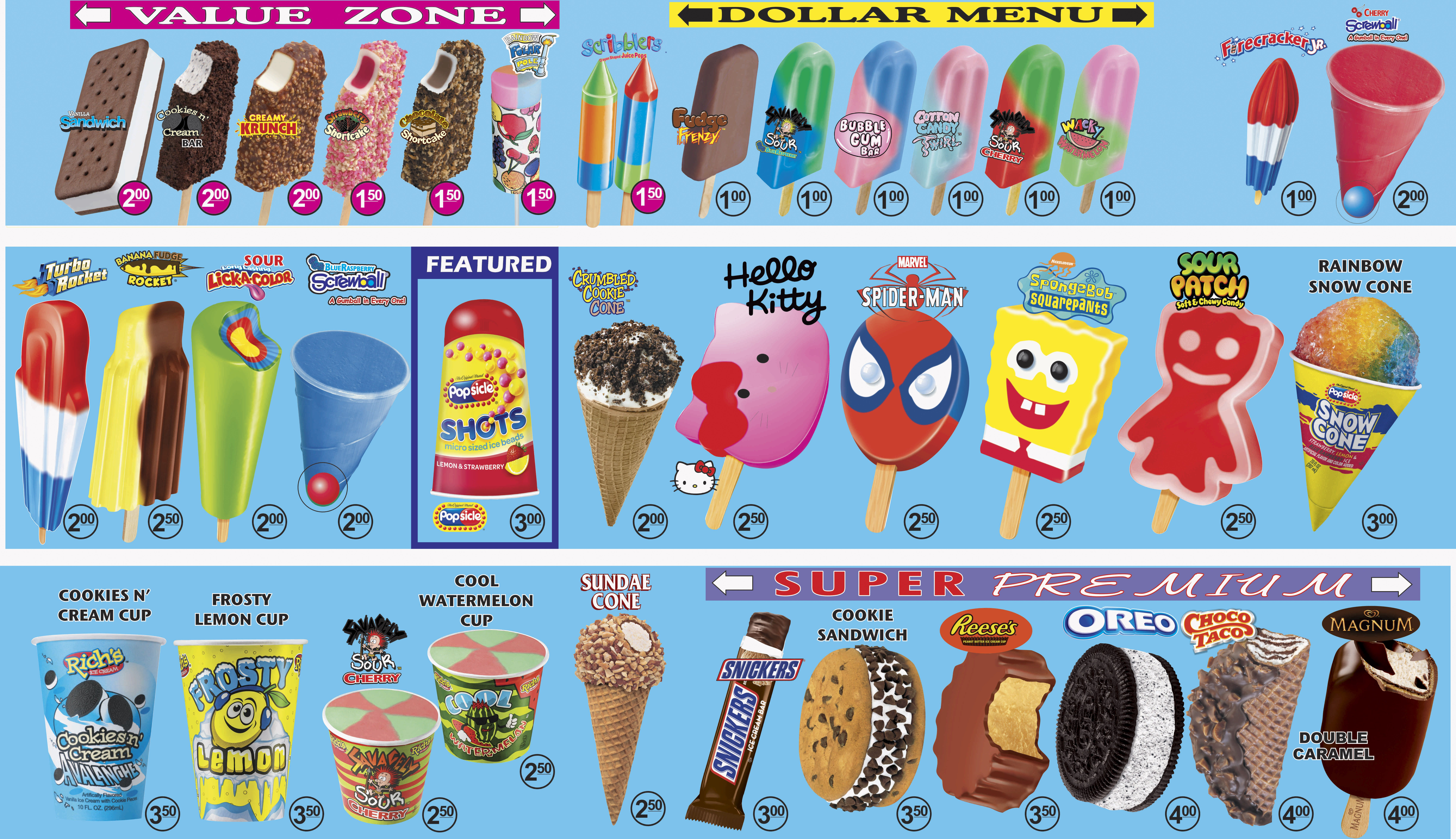 Ice Cream Truck Rental Only Pay For Ice Cream Truck