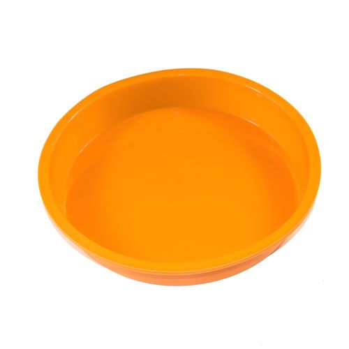 New 9 Round Silicone Baking Mold Brownie Cake Bakeware Decorating