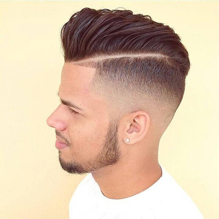 Pin de josue Gnz🤘🏻 en Men Hairstylesu0027 Pinterest Corte de