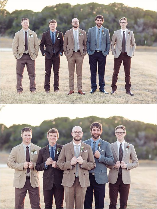 Rustic Vintage Elopement in Copper   Wedding, Weddings and Wedding ...