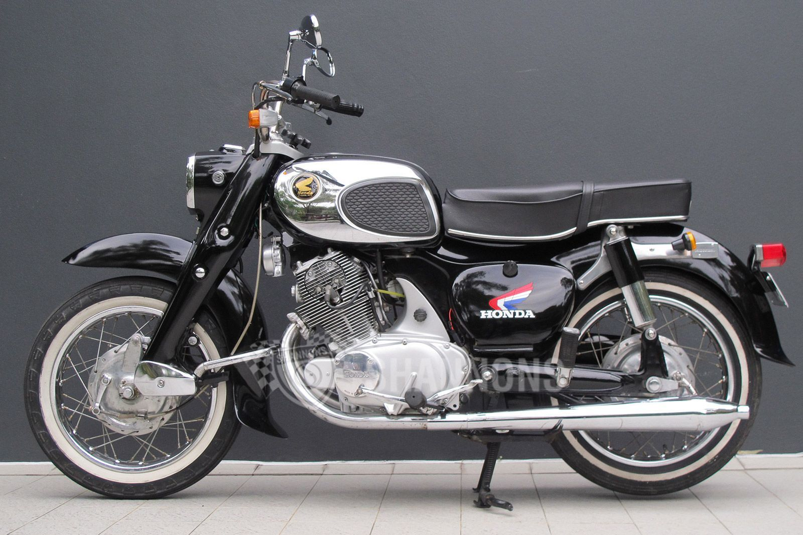 small resolution of honda dream 305cc motorcycle