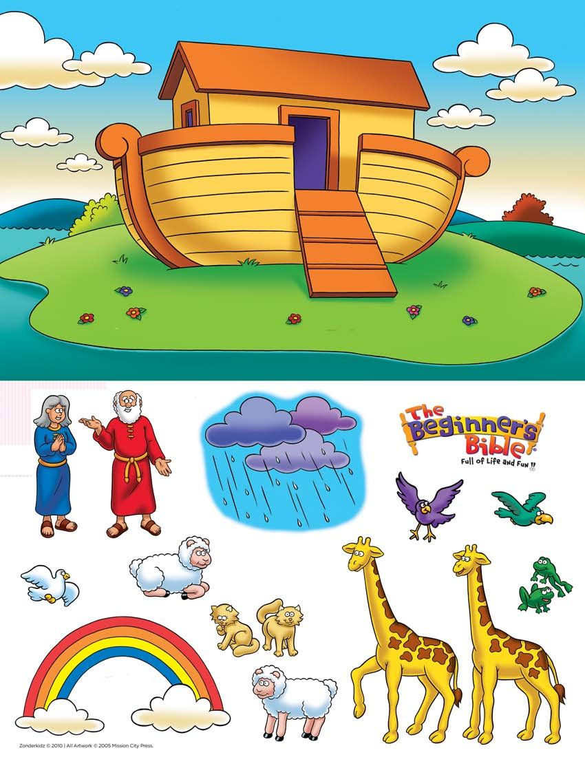 personajes de la biblia 2 arca de noe pinterest sunday