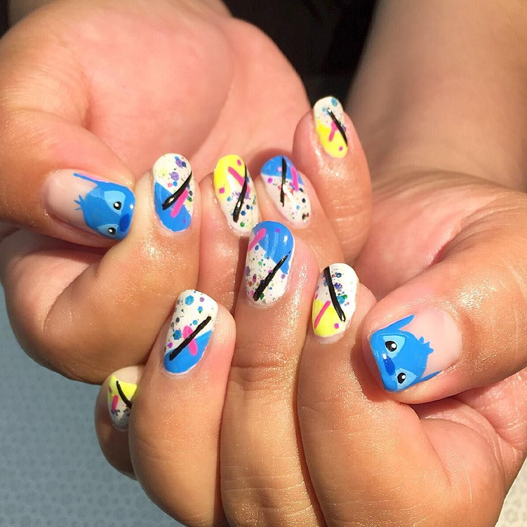 Awesome Summer Acrylic Nail Design Trends 2018 | Summer acrylic ...