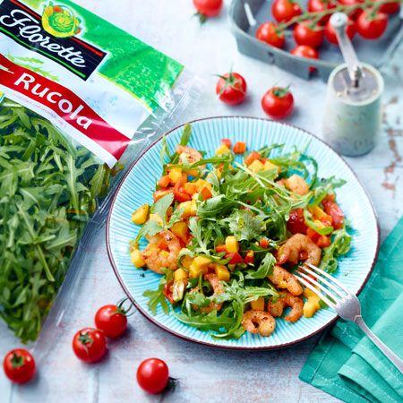 Kulinarfrisch - 10 Salat-Kreationen von Florette | recipes ...