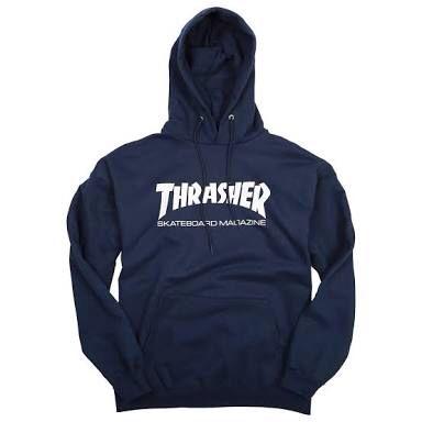 8dd2c2a5d81b THRASHER navy