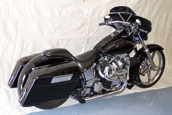 Hard Saddlebags For Fatboy Harley Davidson Forums Bags Galleries