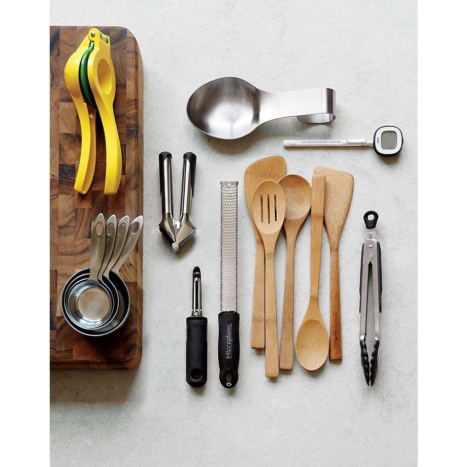 Oxo Good Grips Swivel Peeler Reviews Crate And Barrel In 2021 Utensil Set Kitchen Essentials Checklist Bamboo Utensils