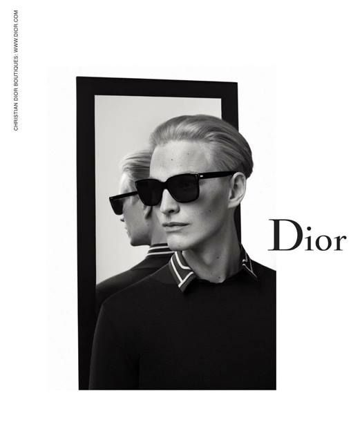 1665d67b6b Gerhard Freidl by Karl Lagerfeld for Dior Homme Spring Summer 2013 Campaign