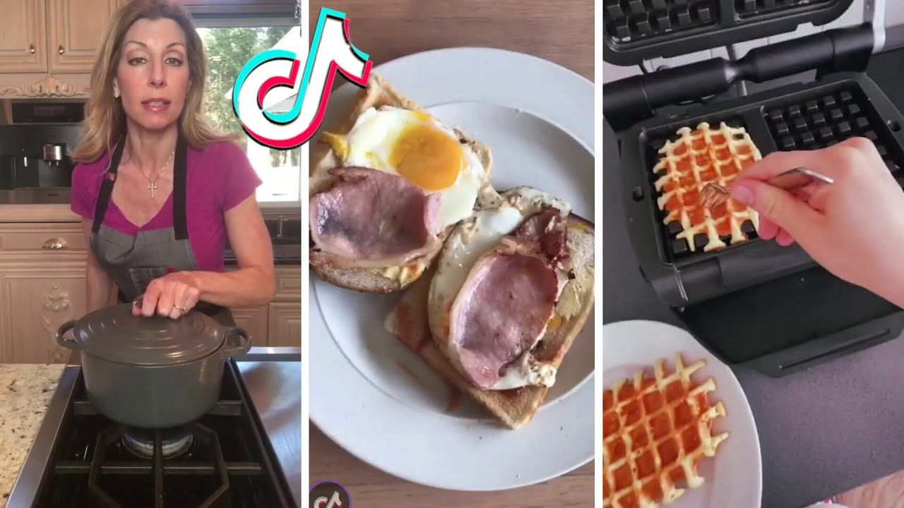 Welcome To Tiktok Quick Easy And Tasty Breakfast Recipes Everyday Compilation Subscribe More Vi Delicious Breakfast Recipes Yummy Breakfast Breakfast Recipes