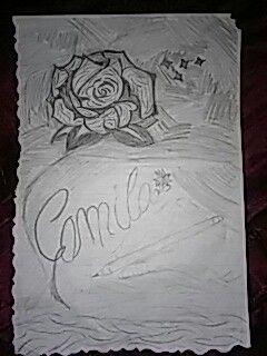 Dibujos -Camila