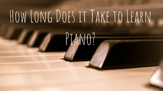 How Long Does it Take to Learn Piano | Learn piano, Learn ...