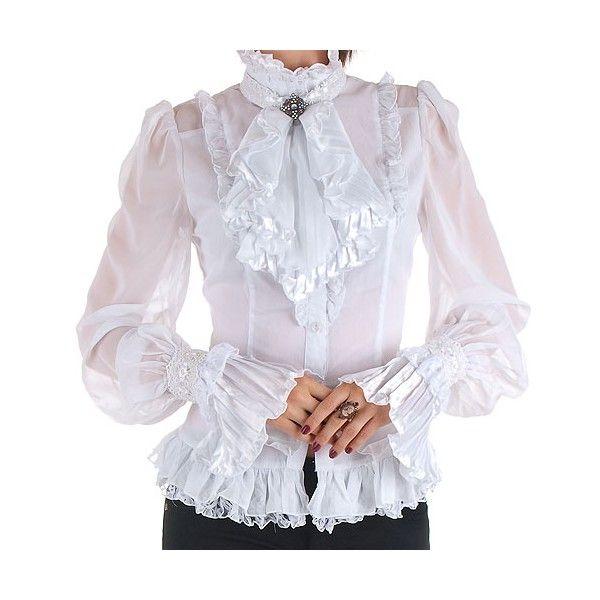 blusas estilo victoriano - Buscar con Google