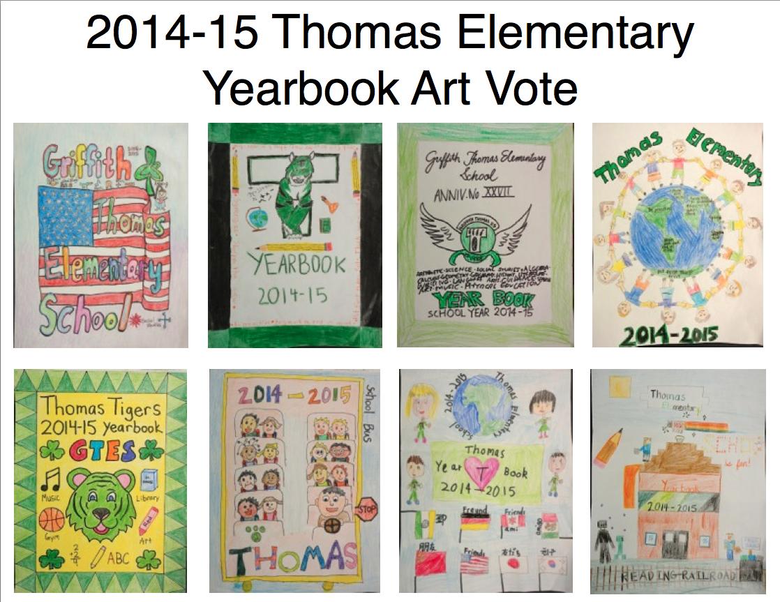 Elementary school scrapbook ideas - Elementary School Yearbook Cover Ideas Google Search