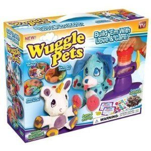 Wuggle Pets Make Your Own Stuffed Animals | Animals, Pets and Make ...