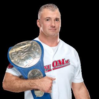 Shane Mcmahon Sdlive Tag Team Champion New Render 2019 Shane Mcmahon Champion Teams