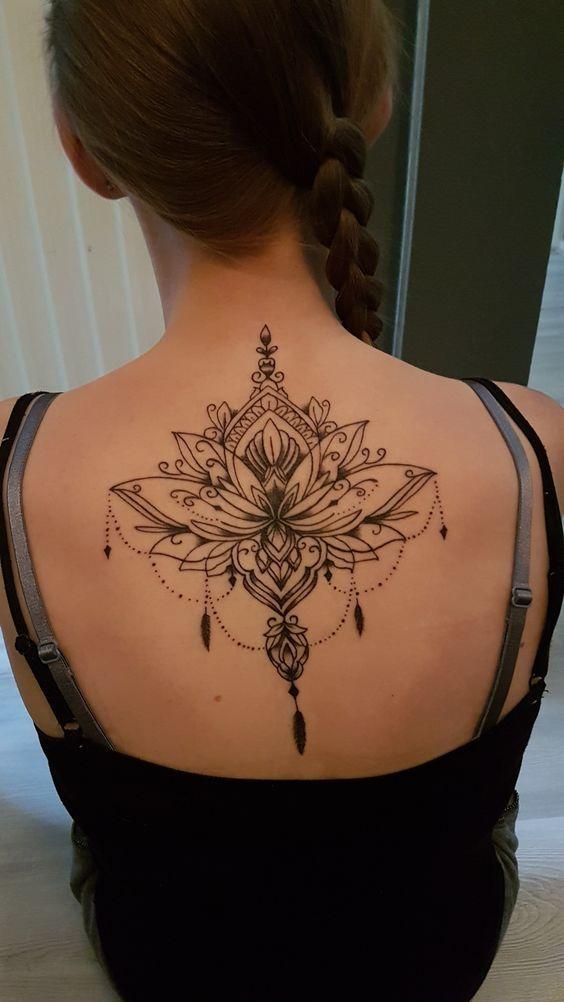 Tattoo Back Tattoo English Short Sentence Tattoo Spinal Tattoo Tattoo Quotes Meaningful Tattoo Creative Tattoo Person Neck Tattoo Tattoos Tattoos For Guys