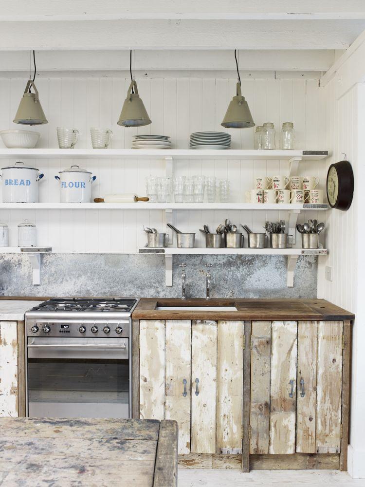 Atemberaubende europäischen Land Küche Design Inspiration – Hallo Lovely #modernvintagedecor