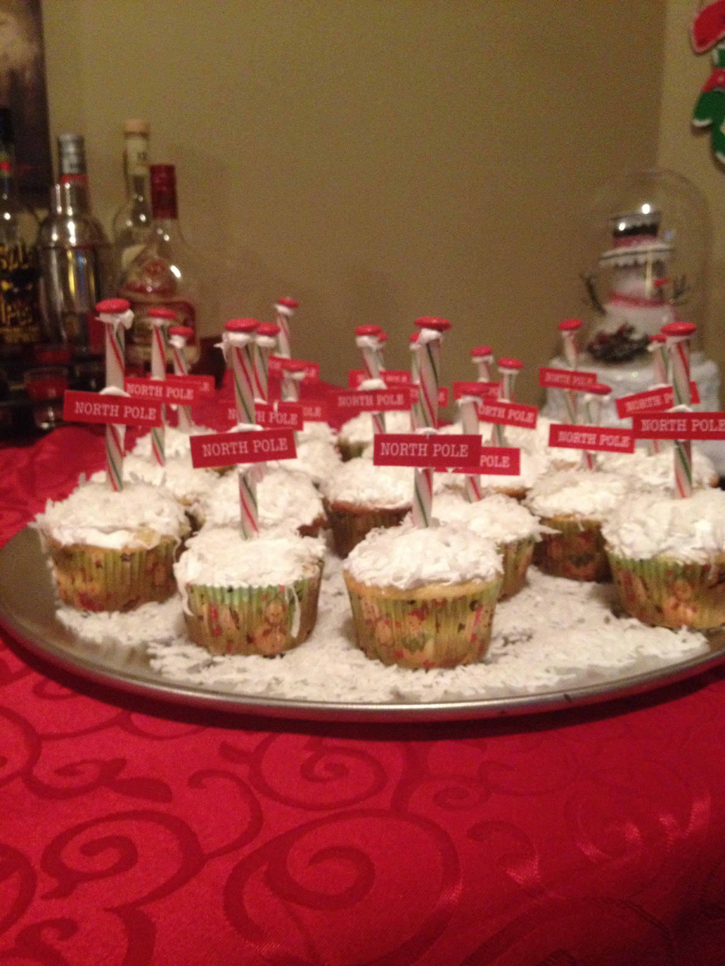 Successful Pinterest attempt I think :) gotta love cupcakes!!