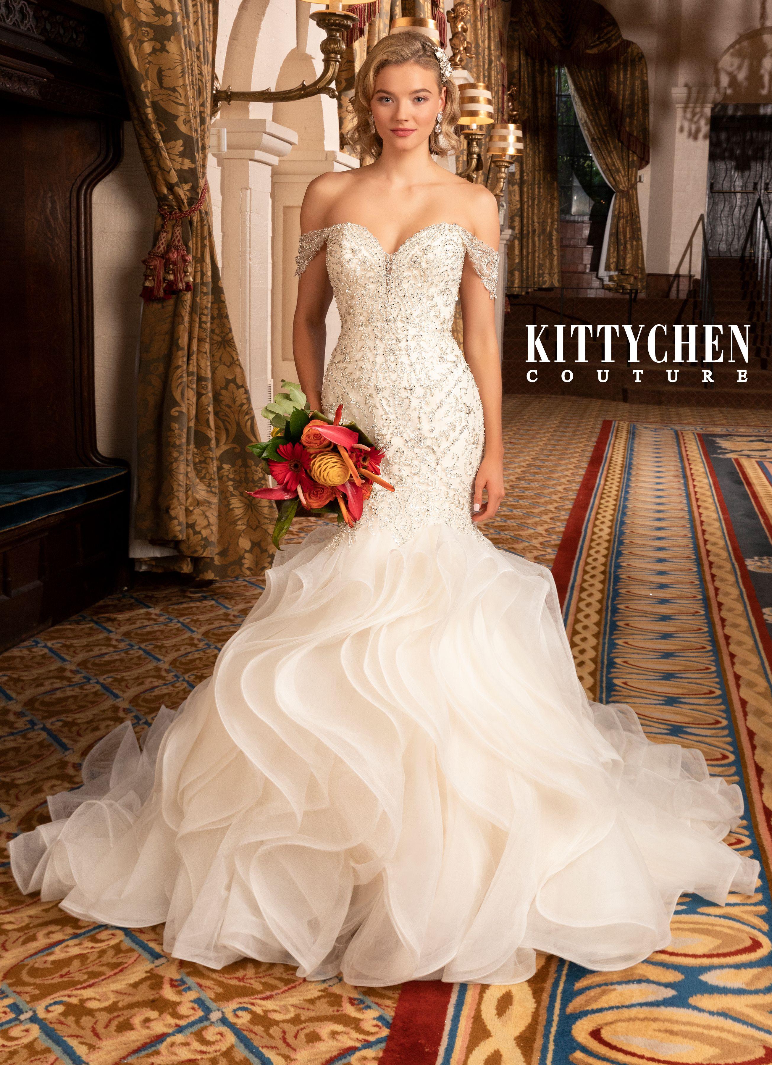 Destination wedding dress image by KittyChen on 2020 Kitty