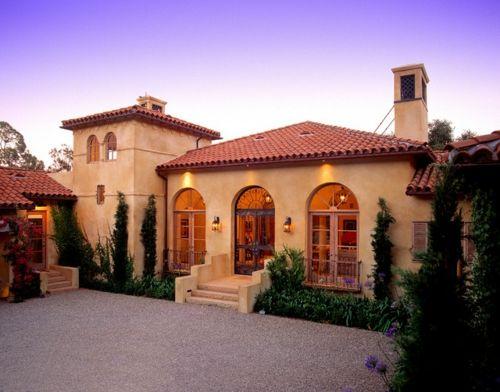 Italienischer baustil google suche fincas haciendas for Moderner baustil einfamilienhaus