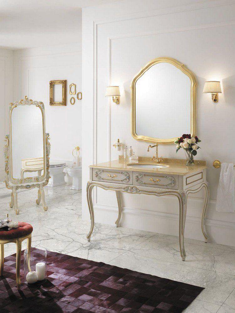 Salle De Bain Baroque - 26 Idées De Meubles Extraordinaires
