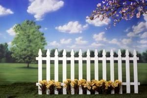 How to Build a Freestanding Fence