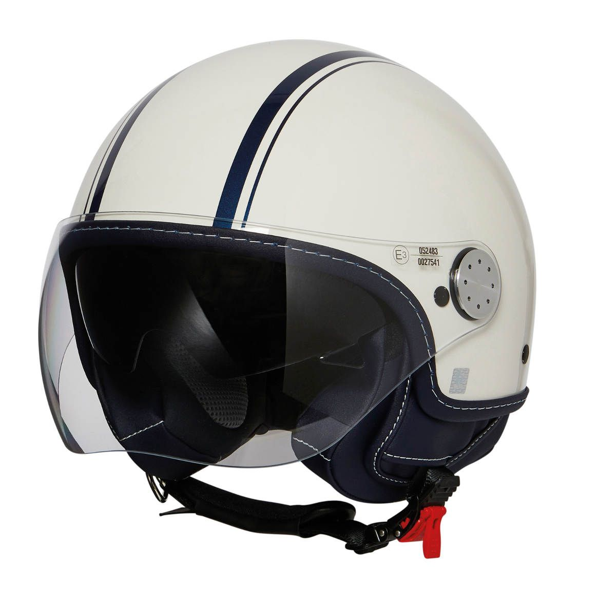 New Vespa Yacht Club And Double Black Special Edition Helmets
