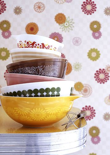 love old corning ware mixing bowls... | For the Home | Pinterest ...
