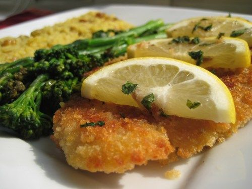 Chicken Piccata Recipe From Ina Gartens Barefoot Contessa At Home
