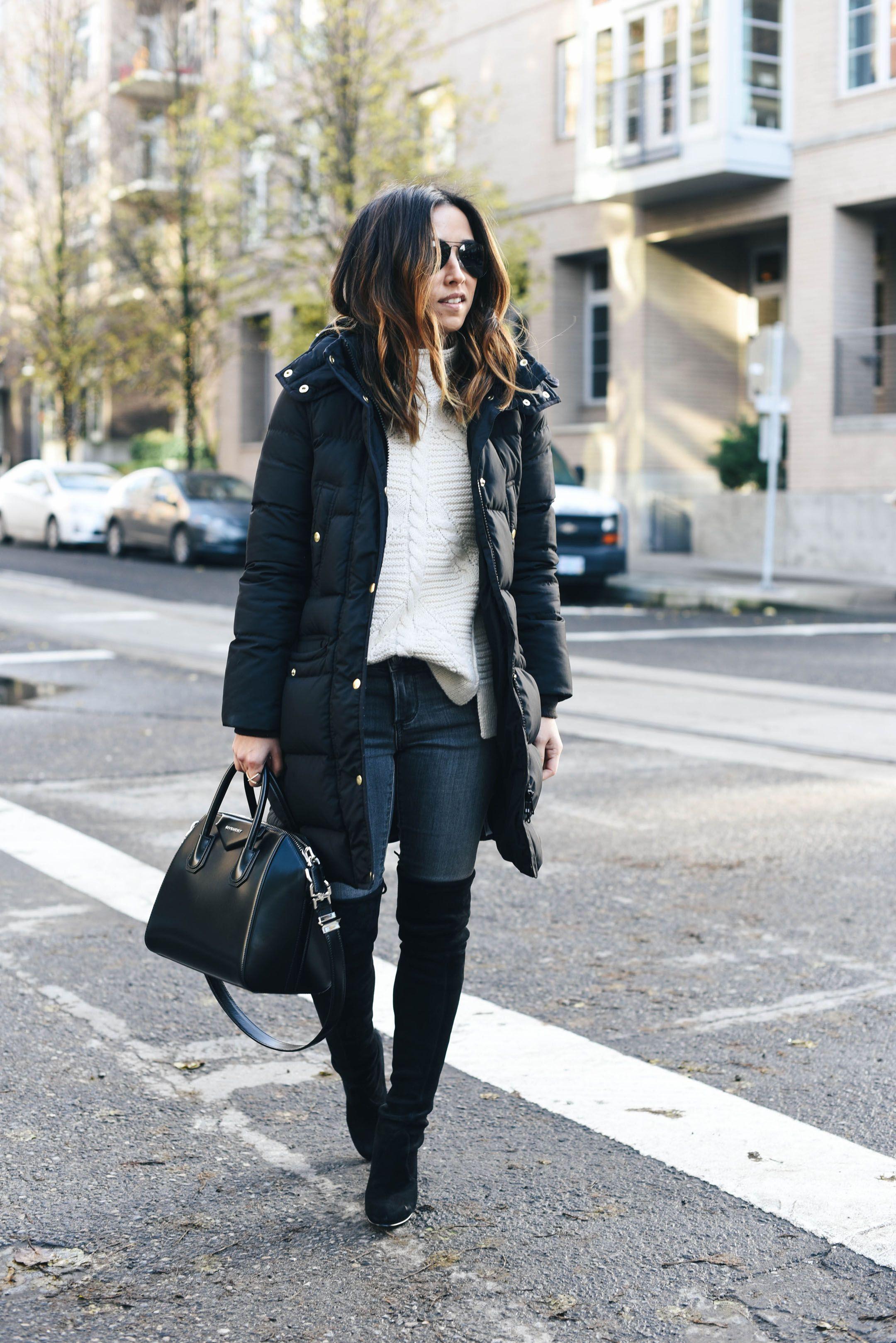 Best Puffer Coats For Winter Winter Fashion Outfits Puffer Coat Outfit Fashion Outfits [ 3236 x 2160 Pixel ]